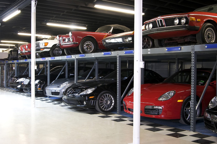 FL car storage indoor
