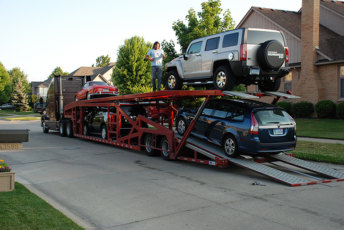 Open Auto shipping and auto transport